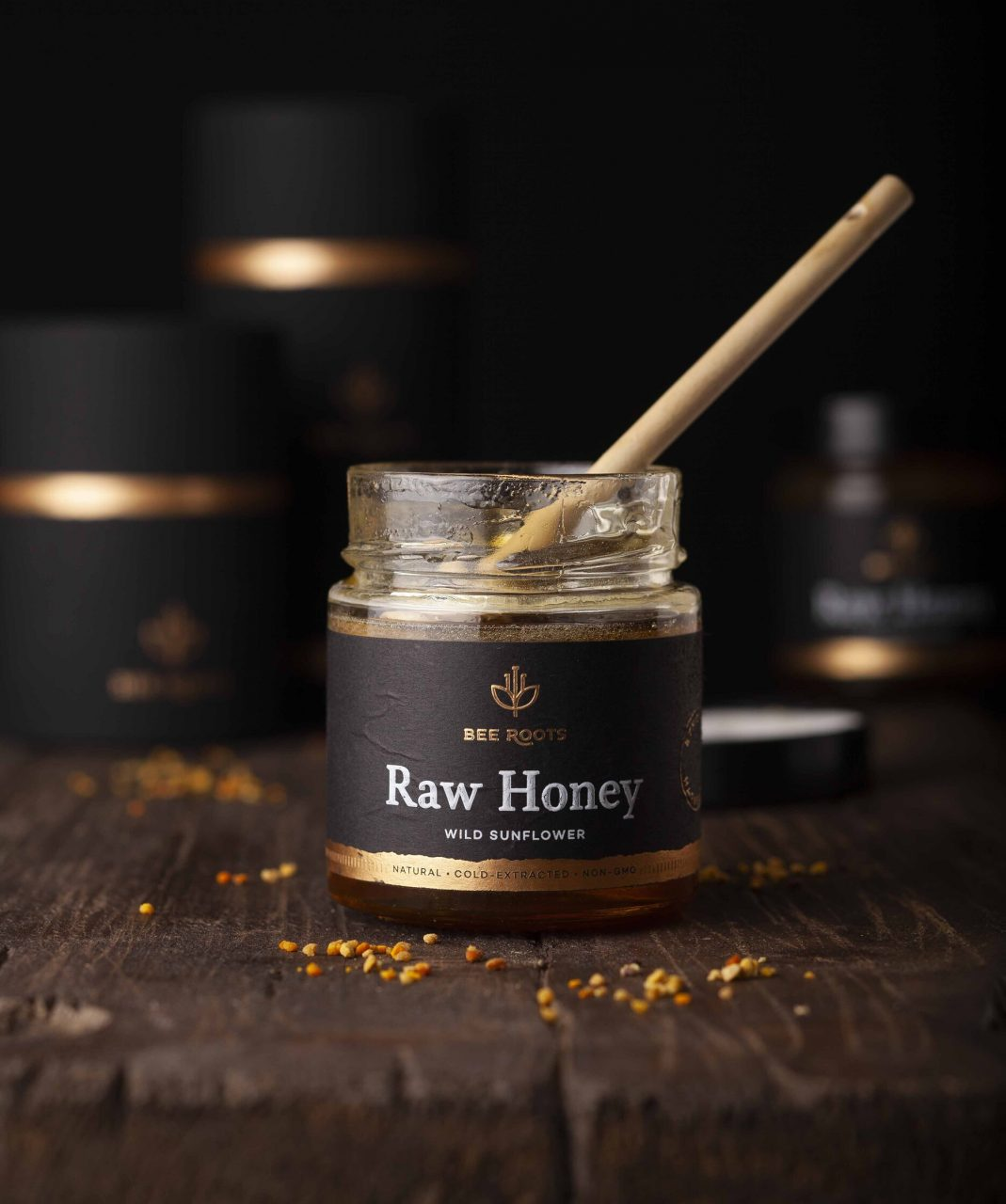 raw honey cold and flu
